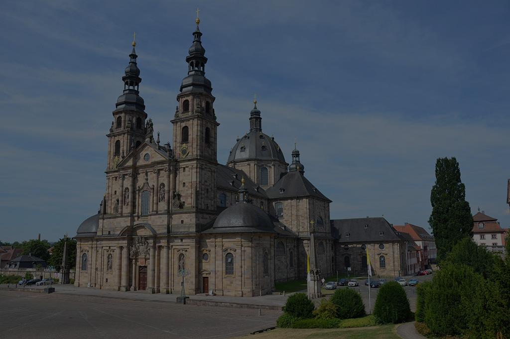 Baroque city of Fulda