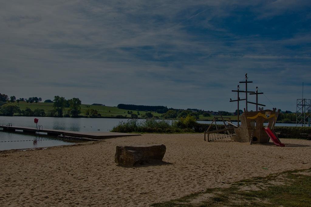 Niedermooser lake